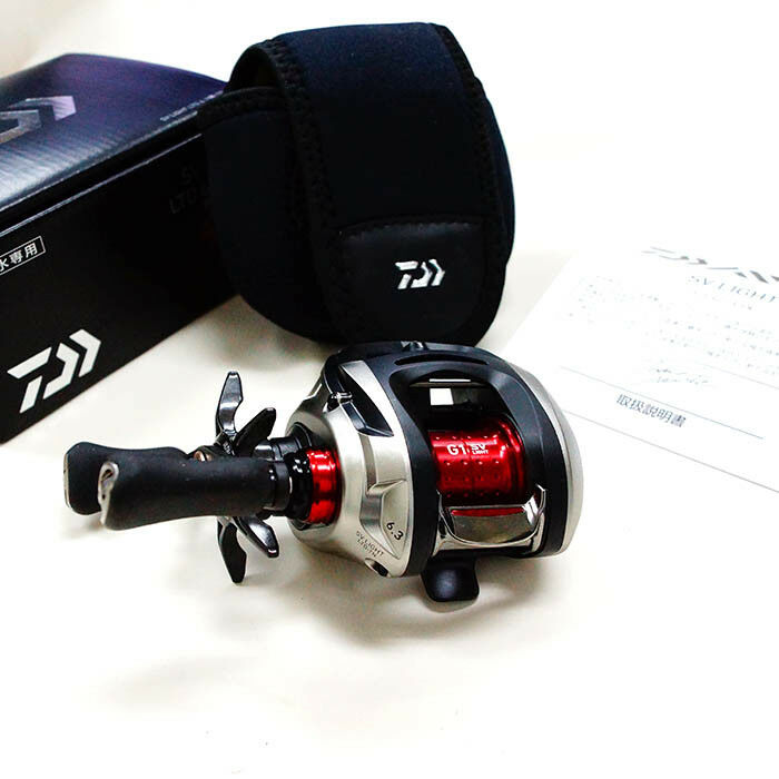 DAIWA SV LIGHT Limited 6.3L-TN Left Handle