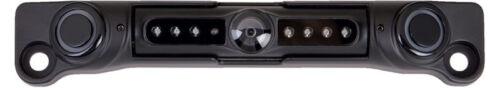 NEW SOUNDSTREAM VL-3CSB BLACK LICENSE PLATE REAR NIGHT VIEW CAMERA PROXIMITY
