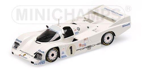 Porsche 962 Imsa Andretti 24h Daytona 1984 1 43 Model MINICHAMPS