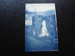 Francia-Tarjeta-Postal-Salles-la-Fuente-Cascade-de-La-Crouzi-cy59-Francesa