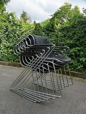 Gehorsam 6x Penelope Chair Entwurf Charles Pollock Castelli Harworth Design Klassiker äRger LöSchen Und Durst LöSchen