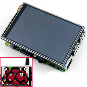 3-2-034-3-5-034-TFT-LCD-Touch-Screen-Display-Board-Case-Heatsink-fuer-Raspberry-Pi
