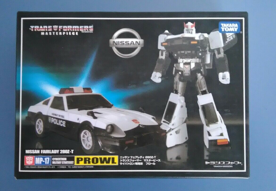 Transformers Masterpiece MP-17 Prowl(nissan) versione KO