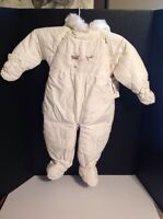 Jc Penney Bright Future 18 Mos. Snowsuit W Tags