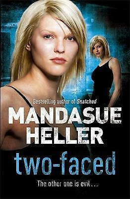 """AS NEW"" Heller, Mandasue, Two-Faced, Paperback Book"