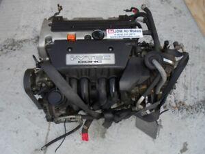honda integra ka engine  transmission ivtec dc rsx civic ep ka jdm ebay