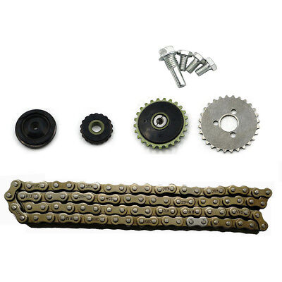Outlaw Racing OR3075Bk Chain Roller Guide 38X28mm Black Honda Cr125R Dr250