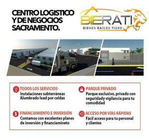 Chihuahua, Centro logístico de negocios sacramento - preventa de bodegas