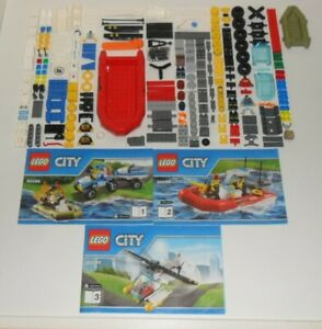 LEGO-60086-LEGO-City-Starter-Set-retired-Set-100-complete-Awesome-condition