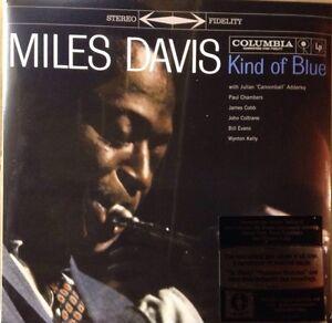 Miles-Davis-Kind-Of-Blue-LP-Vinyl-NEW-180gm-Vinyl-Stereo-Classic-Jazz-Album