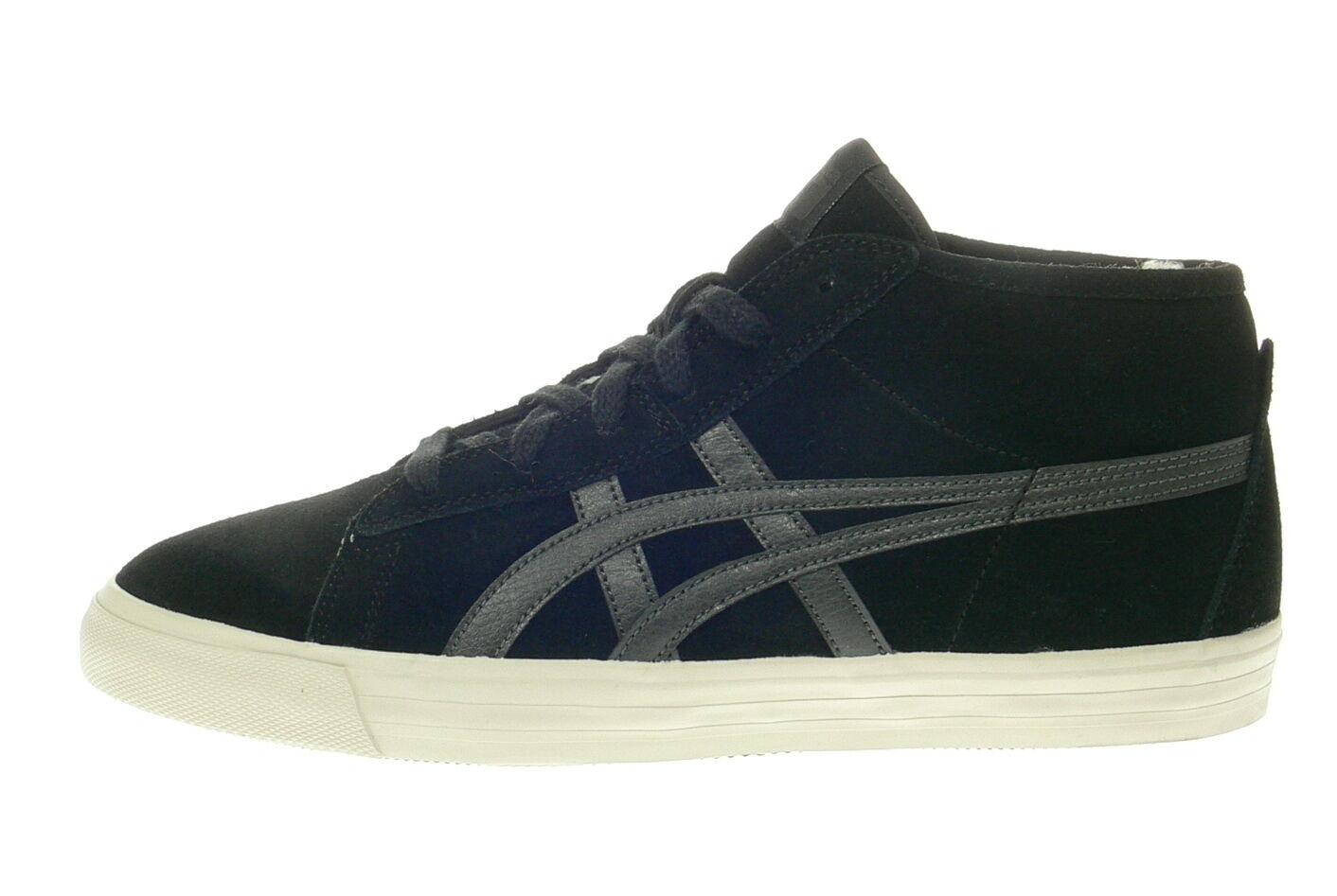 ASICS**Schuhe NEU Sneaker FADER D31RK 9016 black Onitsuka Tiger Echtleder