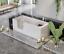 miniatura 5 - Badewanne Wanne für barrierefreies Bad mit Tür links 140 cm mit Sitz Acryl