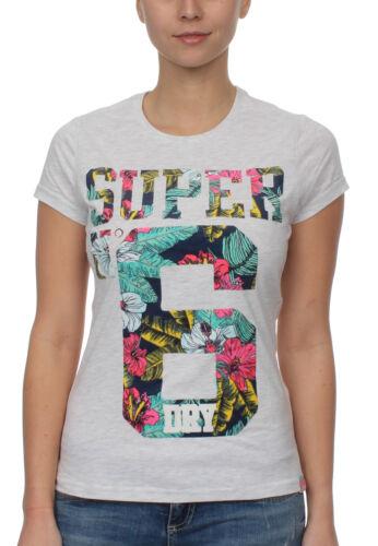 Remplissage Marne Ice T Super No 6 Femmes shirt Superdry 1wYTxPzq1
