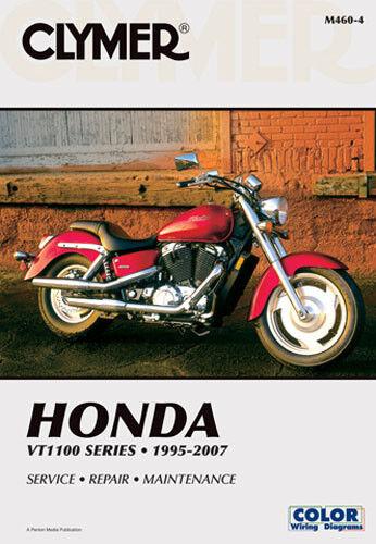 VT1100 M460-4 HONDA VT1100C2 VT 1100 ACE REPAIR MANUAL 95-07 ...
