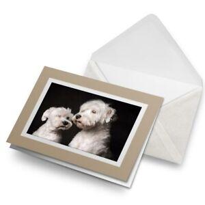 Greetings-Card-Biege-Schnauzer-Dogs-Dog-Puppy-Cute-24157