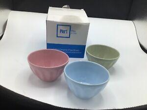 Pier-1-Mini-Ceramic-Prep-Bowls-3-Colors-pink-rose-green-mint-blue-sky
