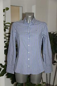 jolie chemise rayée cintrée femme TOMMY HILFIGER taille 38
