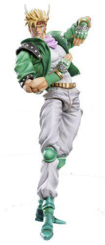 Super Action Statue 31 Caesar Anthonio Zeppeli Hirohiko Araki Spezifizieren