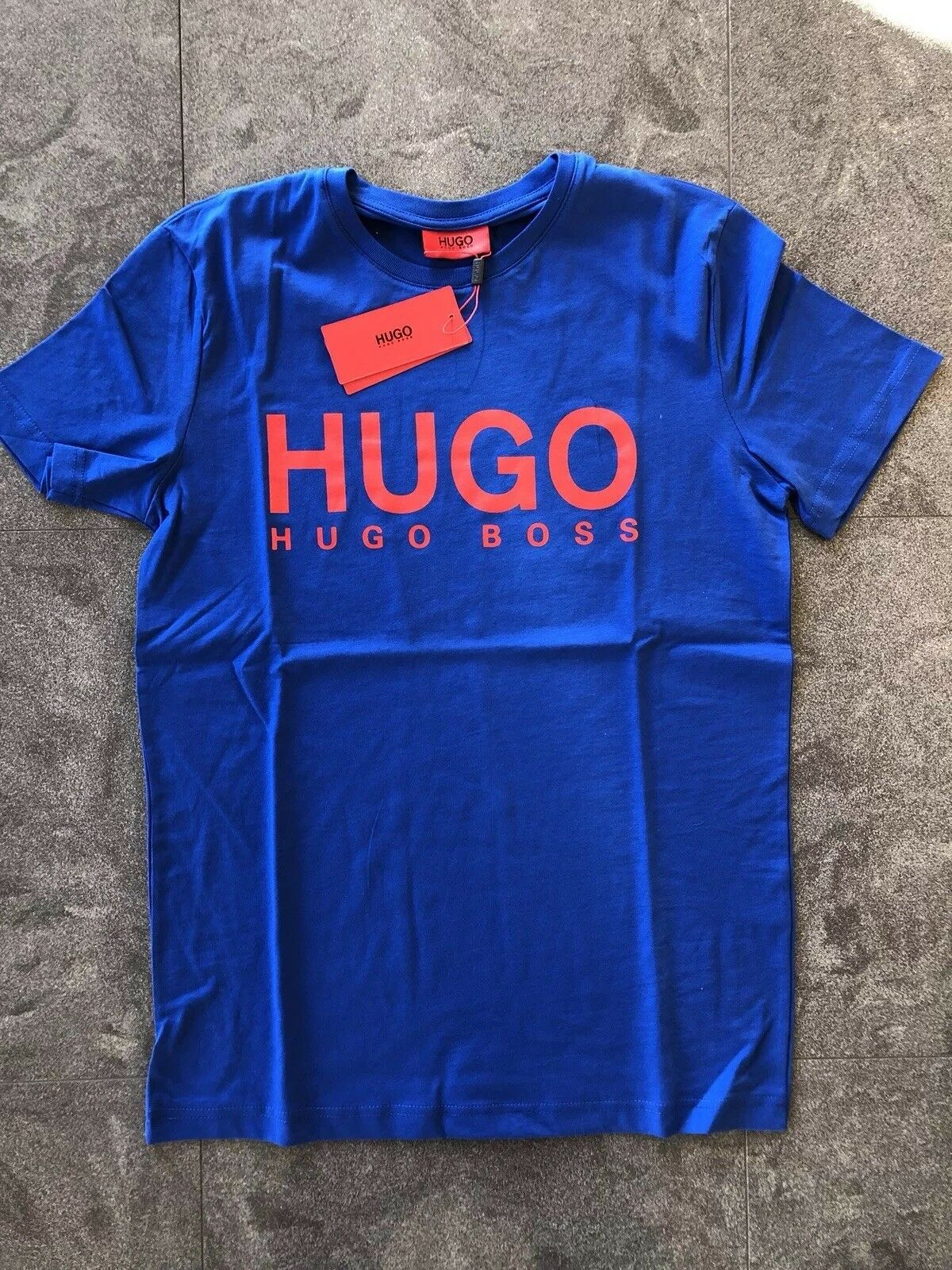 Hugo Boss Modern  T-shirt bluee  Size XL