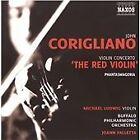 """John Corigliano - Corigliano: Violin Concerto """"The Red Violin""""; Phantasmagoria (2010)"""