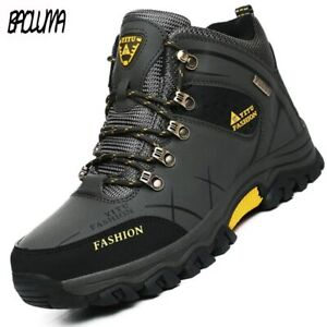 Brand-winter-snow-boots-warm-sports-outdoor-men-039-s-hiking-work-shoes-39-47