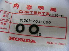 Honda CB 750 Four K0 K1 K2 - K6   O- Ring Set für Luftfilterkasten 91301-704-000