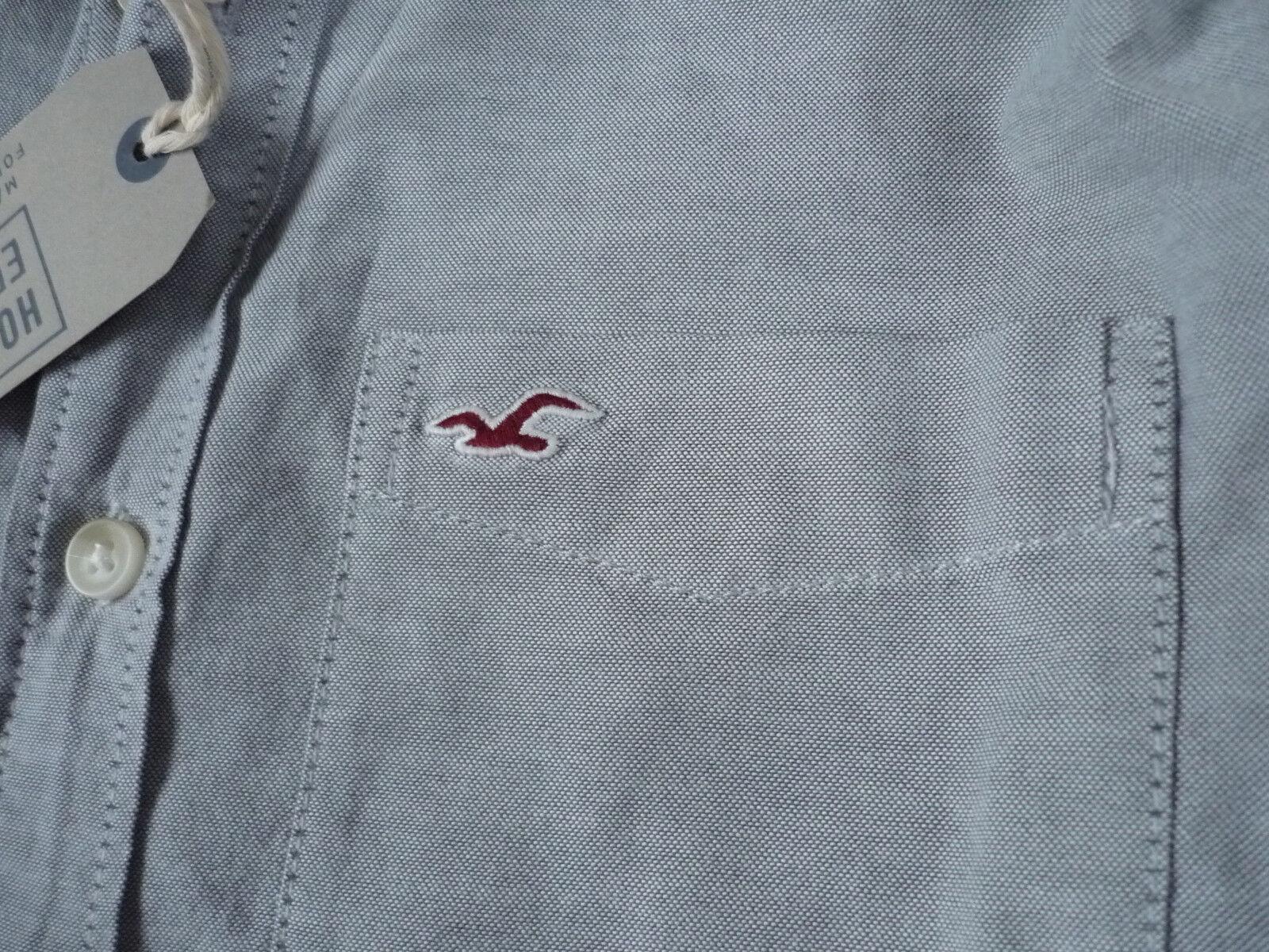 Neuf par avec Étiquettes Hollister par Neuf Abercrombie&fitch Homme Extensible à Carreaux fda3f3