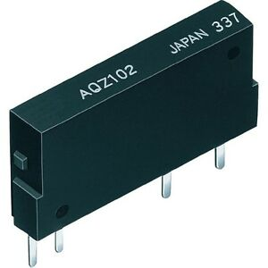 NAIS AQZ SIP Solid State Relay With MOSFET Output Pin EBay - Solid state relay nais
