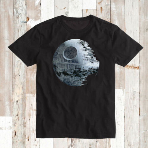Death Star Logo Shirt Tees Star Wars Star Tees Death Star T-Shirt Graphic bb41