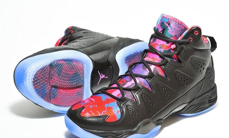 Nike hombre Jordan Melo M10 Yoth 7,5 (año del caballo) tamaño 7,5 Yoth (649352-040) negro 9a0598
