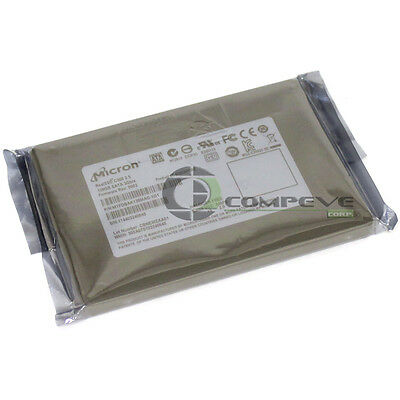 "Micron 2.5"" 128GB SSD Solid State Drive SATA C300 MTFDBAK128MAG-1G1 RealSSD"