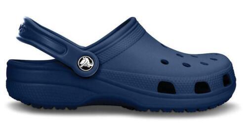 NEW GENUINE Crocs Classic Navy