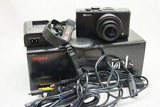 SIGMA DP1 - Digitalkamera 16,6 mm schwarz - sehr gut