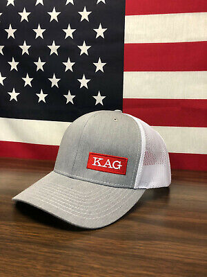 Mesh Trucker Cap Keep America Great KAG