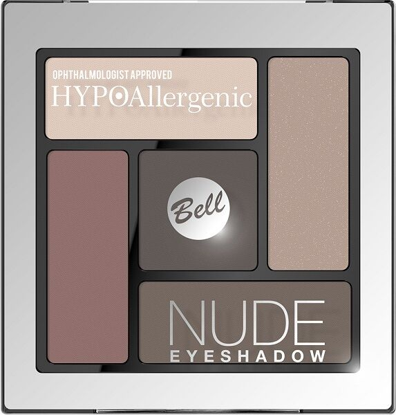 cd7be03eb7f5 Bell HYPOAllergenic Nude Eyeshadow Palette Professional Make-Up