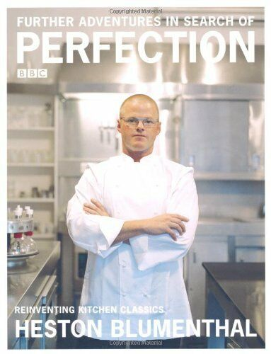1 of 1 - Further Adventures in Search of Perfection By Heston Blumenthal