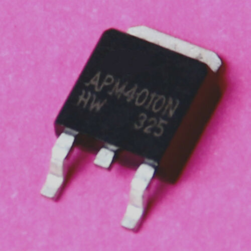 APM4010N Transistor n-MOS+d 40V 57A 54W TO263 SMD