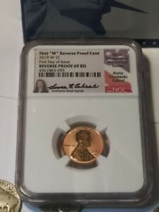 2019-W-Lincoln-Penny-Reverse-Proof-NGC-PF69-RD-FDOI-Anna-Cabral-Signature