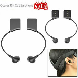 VR-Kopfhoerer-In-Ear-Ohrhoerer-Kopfhoerer-fuer-Oculus-Rift-CV1-Headset-Zubehoer