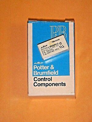 Potter /& Brumfield Control Component R50-E2Y1-24 NEW!!!