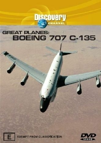 1 of 1 - Great Planes - Boeing 707 C-135 (DVD, 2004)