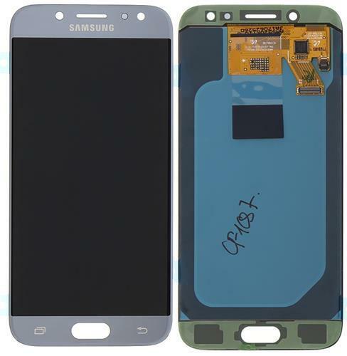 Écran à Cristaux Liquides Original Samsung Sm-J530 Galaxy J5 2017 Silver Touch