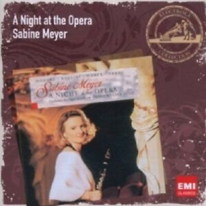Sabine-welsermost-Meyer-A-Night-at-the-Opera-merce-nuova-CD-20-tracks-Orchestra