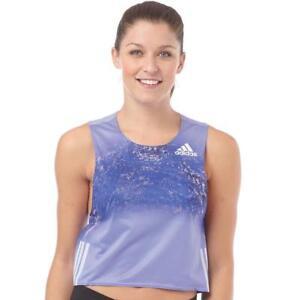 adidas Performance Women/'s Racer Back Triax Bra Sport Workout Gym Fitness Yoga