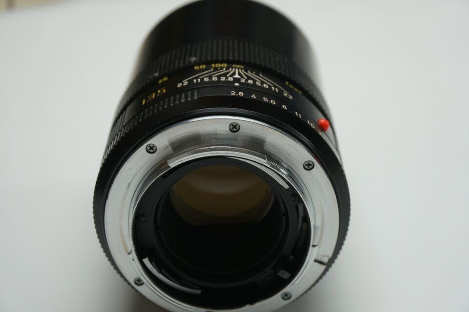 135mm, Leica, f2,8