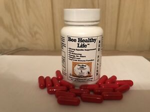 BEE Pollen Beehealthy, 693mg. Wt.loss, Immunity, Fiber, Made In USA Plant Based
