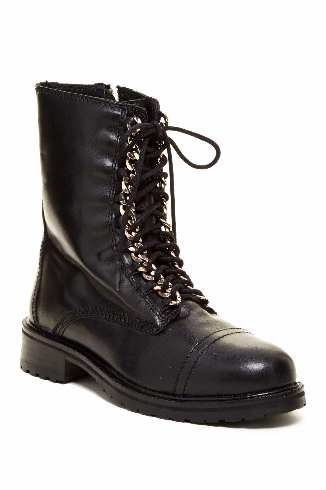 New Toe Steve Madden 2chain Cap Toe New Stiefel Damens'Größe 8.5 c090de