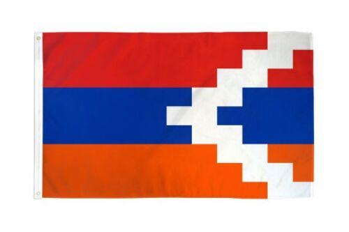 3x5 Nagorno Karabakh Flag Country Banner New Indoor Outdoor