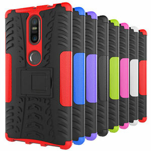 pretty nice 52d0c 9e40d Details about For Lenovo Phab 2 Plus Case Shockproof Armor Kickstand  Protective Phone Cover