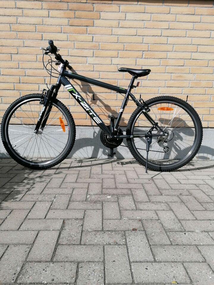 X-zite 15.21, citybike, 21 gear